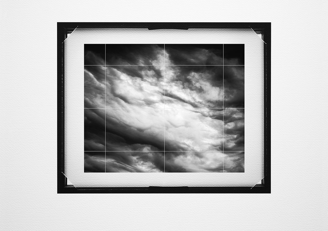 Ahmet ElhanBuzlu Cam #009, 2015Pigment mürekkep baskı,42x46 cmUnique