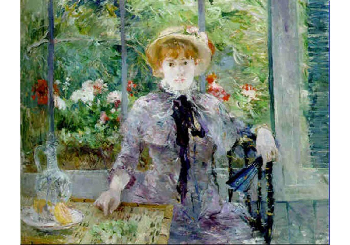 Après le déjeuner (Öğlen yemeği sonrası) 1881