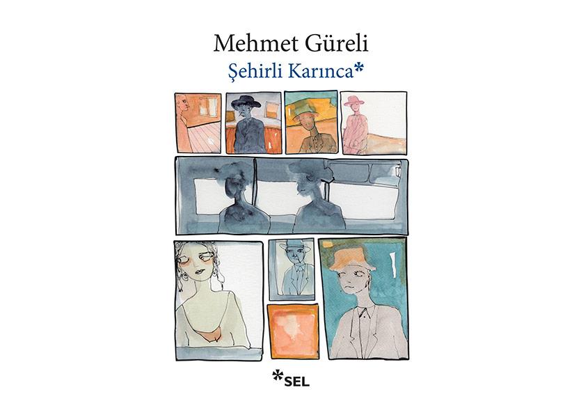 Mehmet Güreli'den Öyküler: Şehirli Karınca