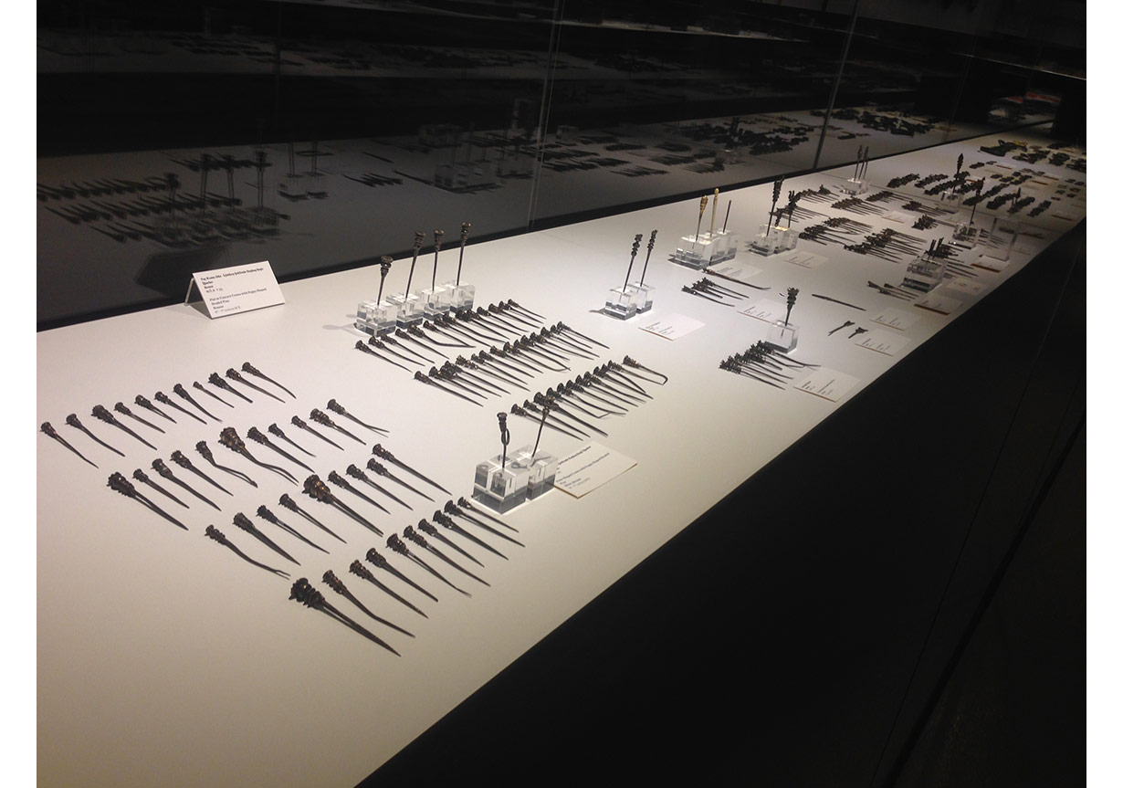 Rezan Has Müzesi, Urartu Koleksiyonu