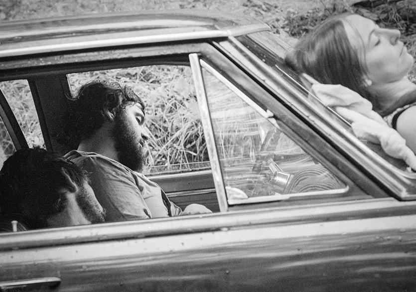 Woodstock 1969'dan İlk Kez Yayımlanan Fotoğraflar