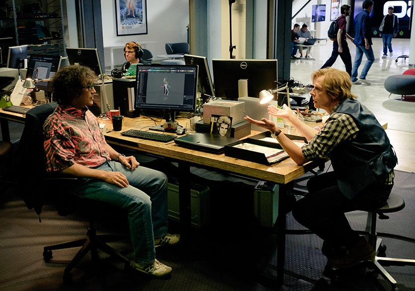 "Steven Spielberg İmzalı ""Ready Player One"" İksv Galaları'nda"