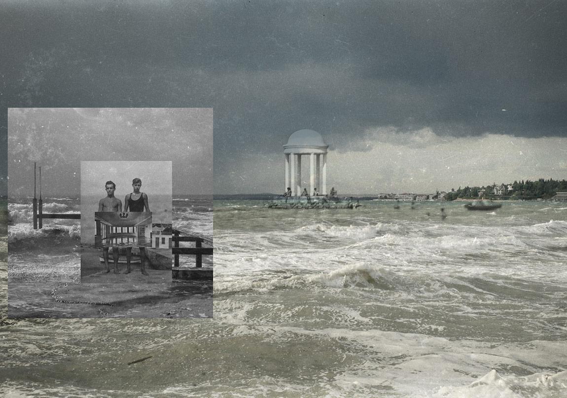 Metehan Özcan, B06, 2013, Resimli Bilgi Serisinden, 77x50cm, Arşivsel pigment baskı.