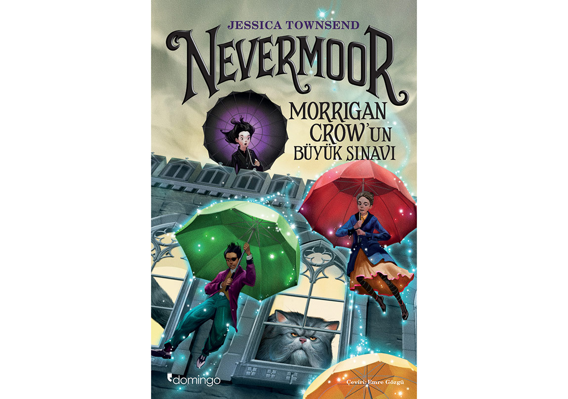 Harry Potter'ın Veliahtı Bir Seri: Nevermoor