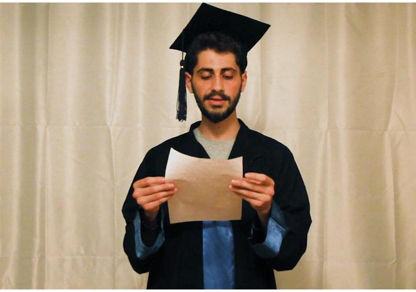 Öğretmen Yemini,Video,1'44'', 2016