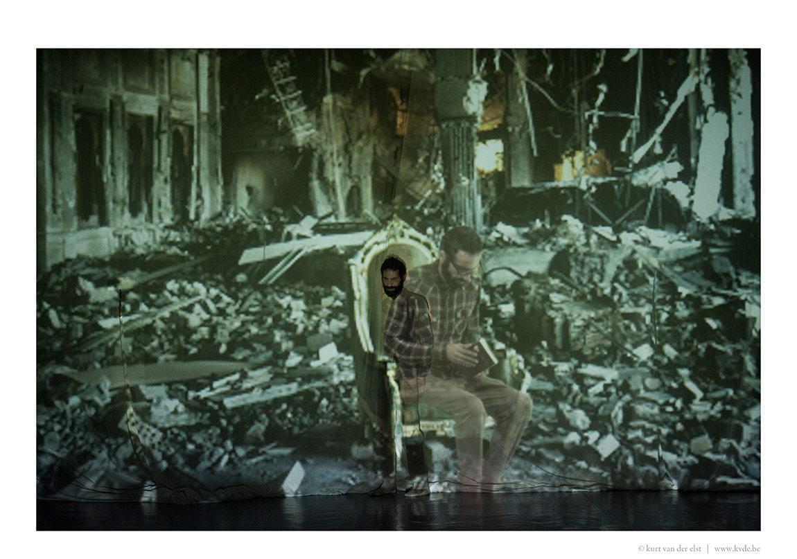 Body Revolution, Mokhallad Rasem