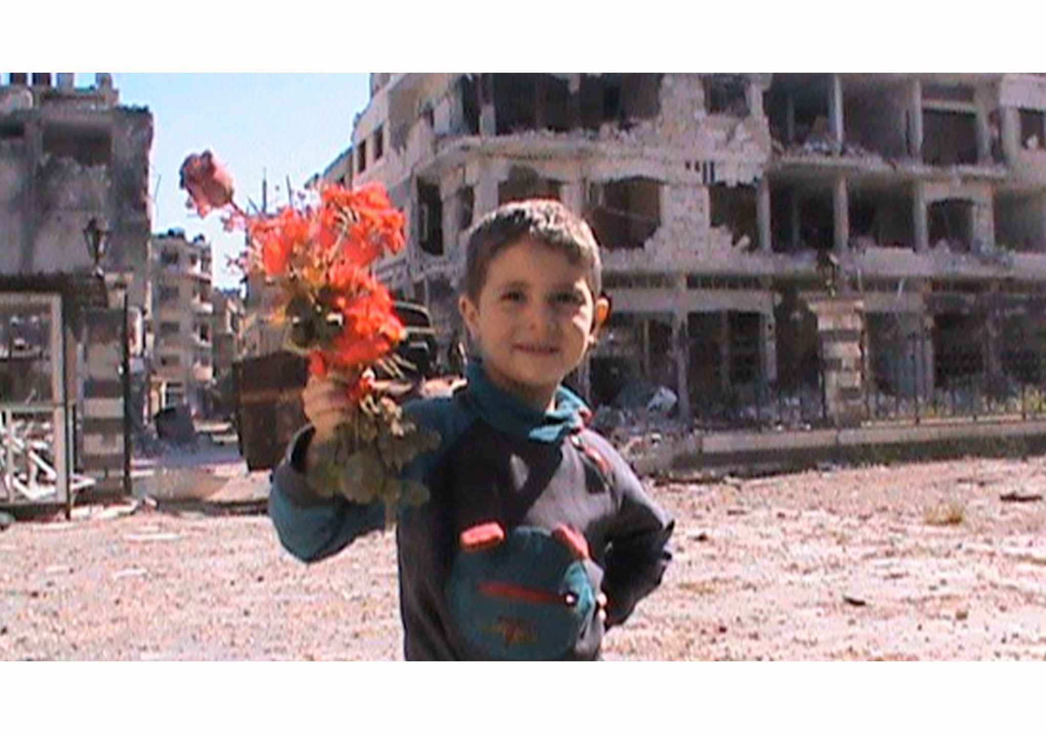 Ma'a Al-Fidda / Gümüş Suyu: Suriye Otoportresi