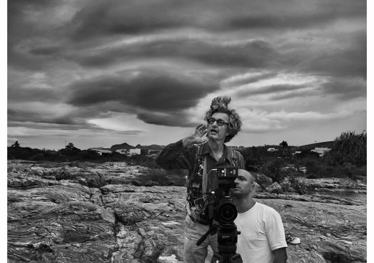 Filmin yönetmenleri Wim Wenders ve Juliano Ribeiro Salgado © 2015, Sony Pictures Classics
