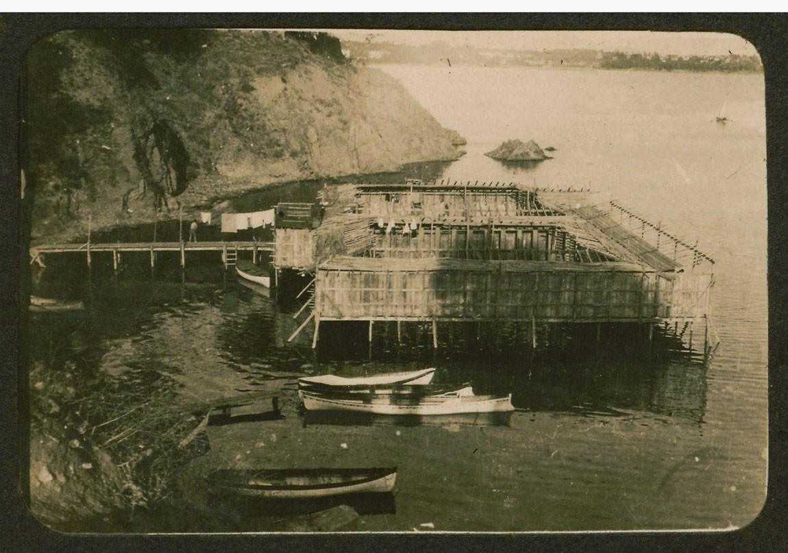 Moda Deniz Hamamı, SALT Araştırma, Essex Alayı B.C.O. İkinci Müfreze William Watson'ın albümü