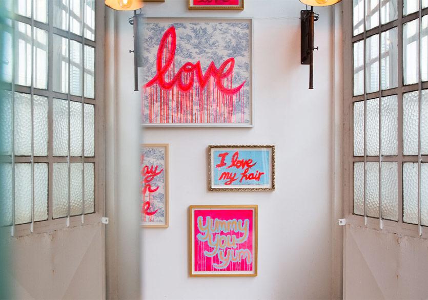 """Ayşe Wilson'ın Yeni Sergisi """"Aşk Mektupları"""" Pg Art Gallery'de"""