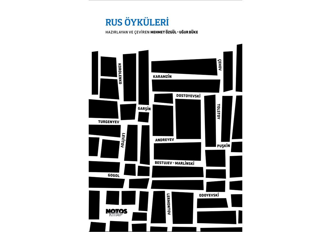 Rus Öyküleri Antolojisi