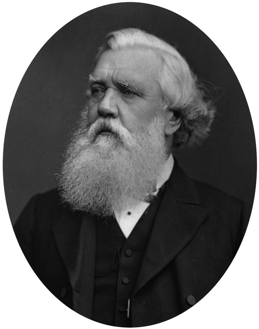 Seyyah, arkeolog ve diplomat Sir Austen Henry Layard, 19. yüzyıl.