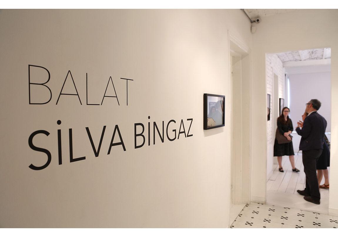 'Balat' sergisinden genel görünüm. Fotoğraf: GAPO