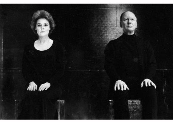 Oedipus, Irene Worth&John Gielgud