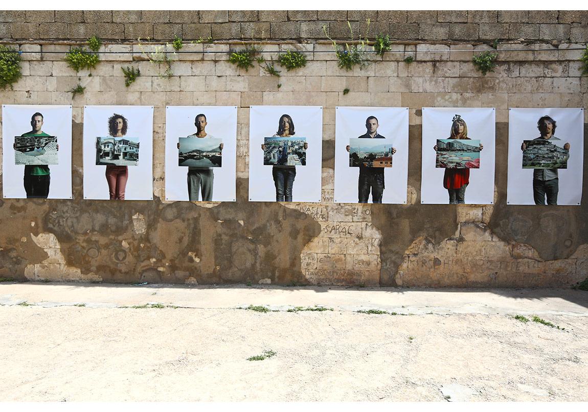 """Alban Muja, """"Benim Adım Onların Kentleri """"fotoğraf, değişebilir boyutlarda, 2012"""