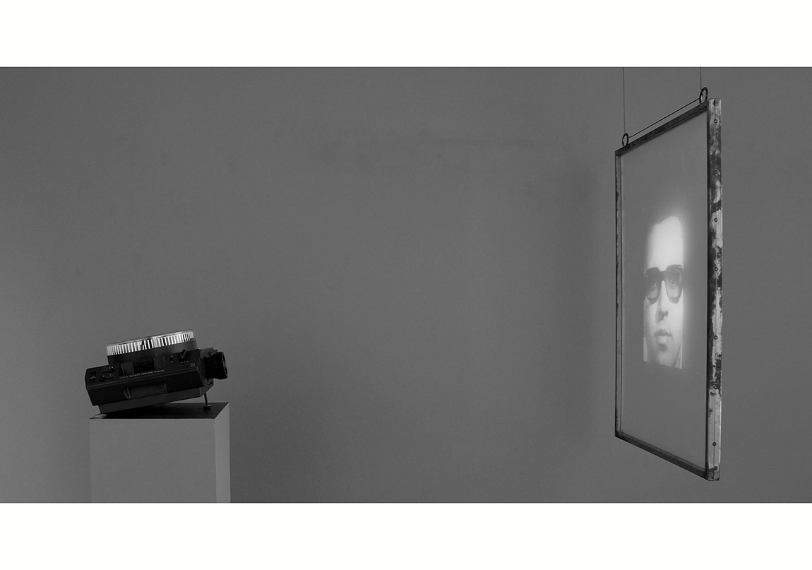 © Selim Süme, 'Tekerrür' serisinin C.A.M. Galeri'deki 'Drawing Thoughts' sergisindeki sunumundan, 2015