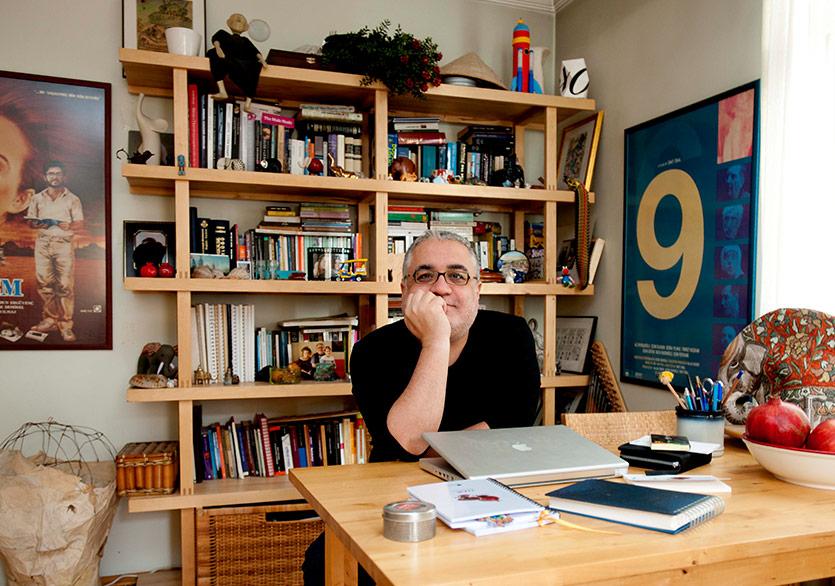 Yılın Yönetmeni Ödülü Ümit Ünal'a