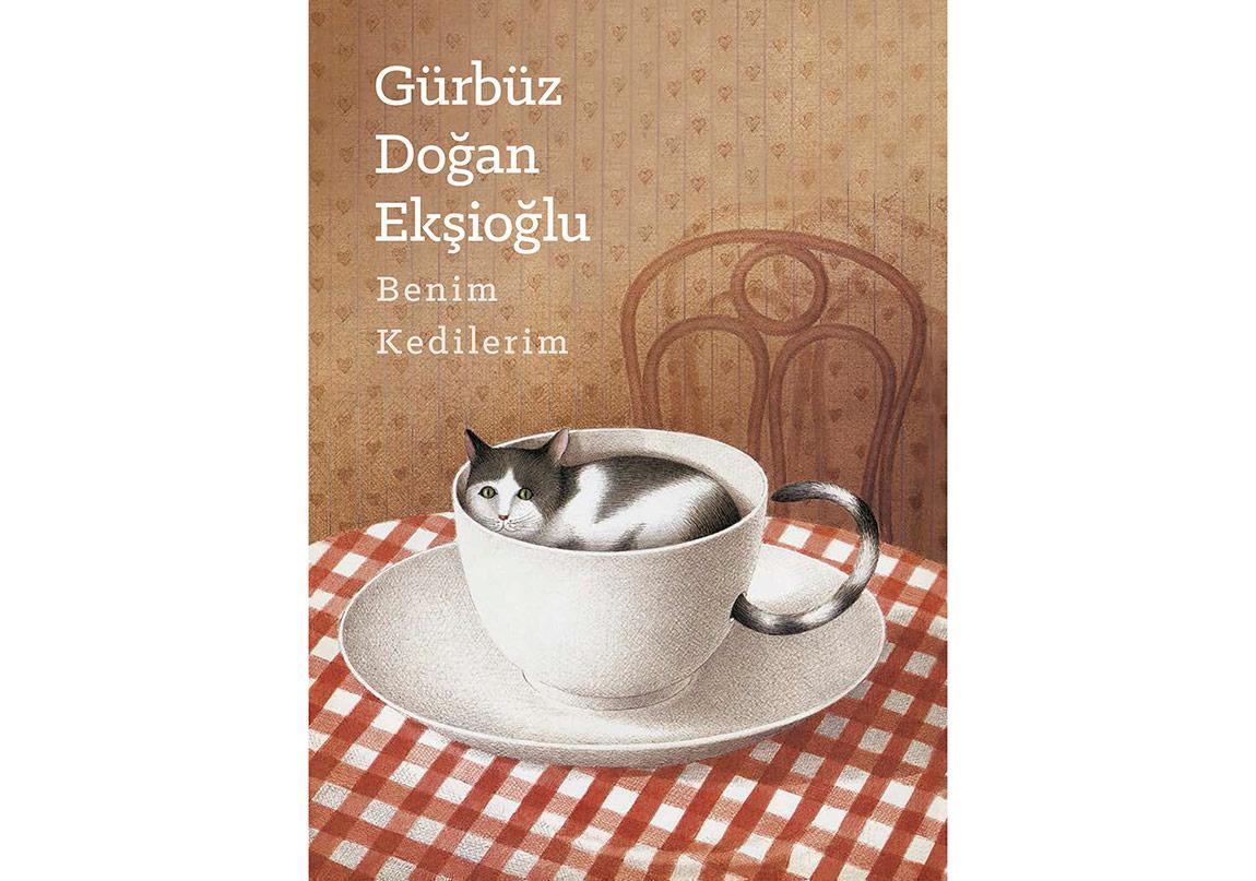 Gürbüz Doğan Ekşioğlu'nun Kedileri Bu Kitapta