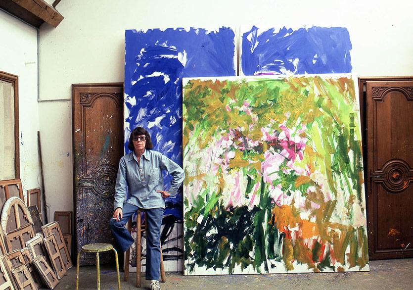 Kadın Sanatçılara Adanmış Sergi Baltimore Museum of Art'ta