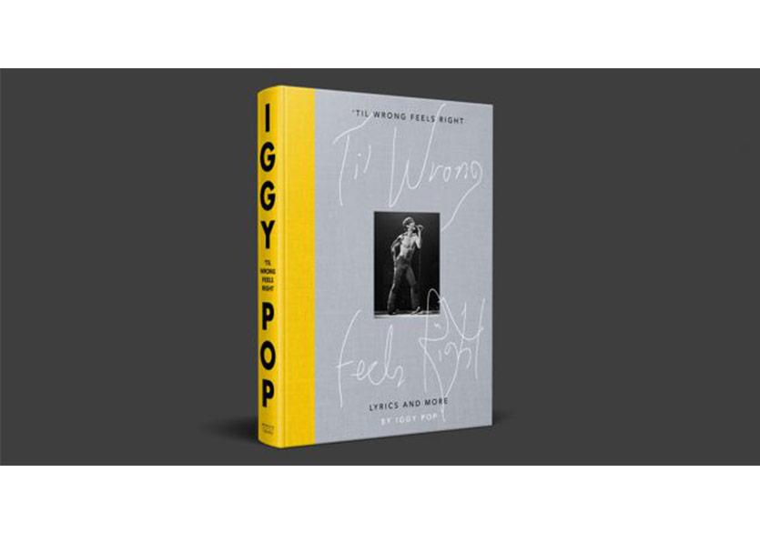 Iggy Pop'un Kariyeri Kitap Oluyor!
