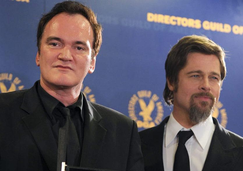 Tarantino'nun Leonardo DiCaprio ve Brad Pitt'li Yeni Filminden Gelişmeler