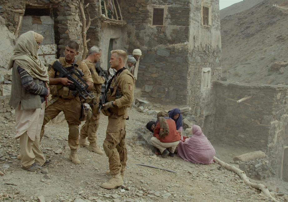 Ne Yerde Ne Gökte(The Wakhan Front)