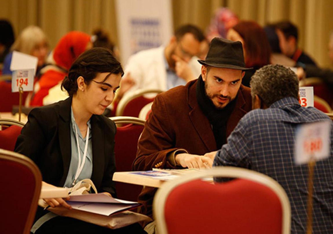 Tüm Dünyadan Yayımcılar İstanbul'da Buluşacak