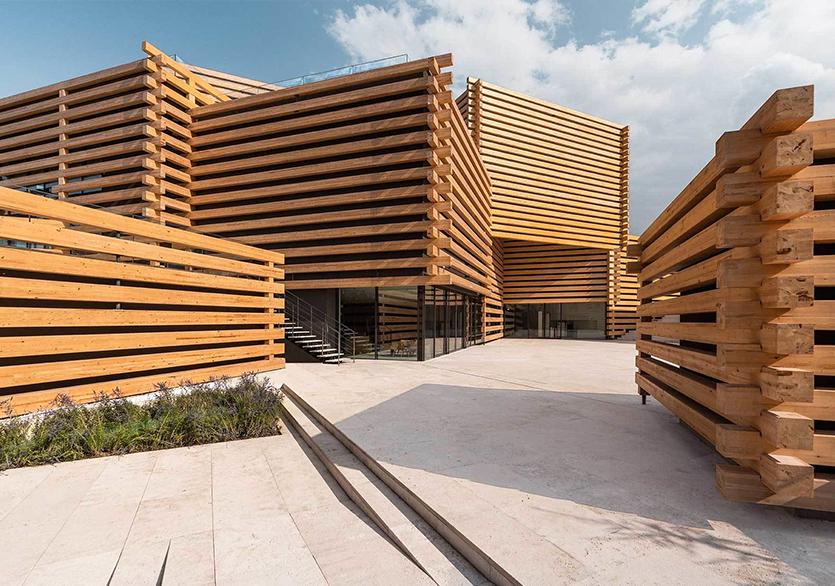 Odunpazarı Modern Müze'ye Uluslararası Ödül