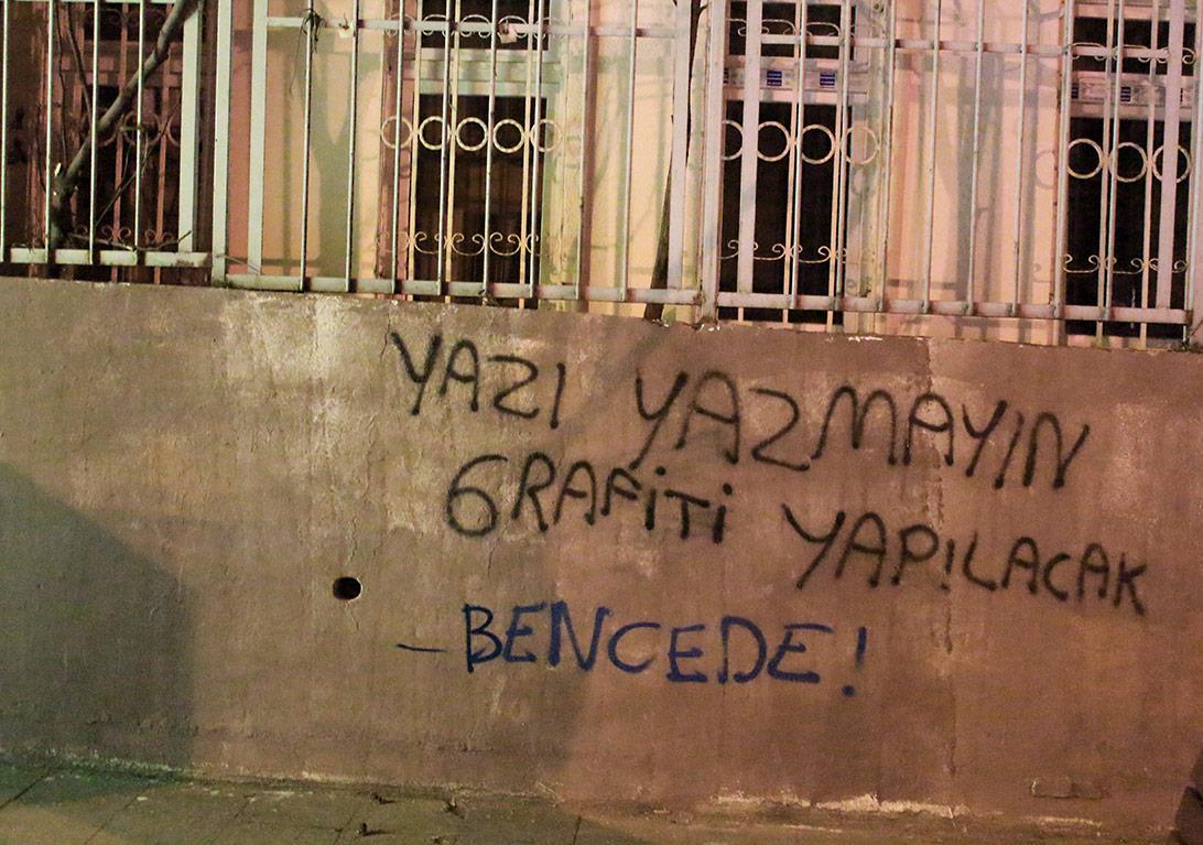 Sansür Duvarlardan Günlük Hayatımızın Her Köşesine Osman