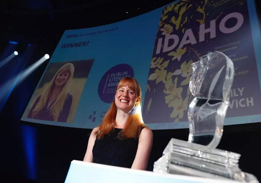 Uluslararası Dublin Edebiyat Ödülü Emily Ruskovich'in Oldu