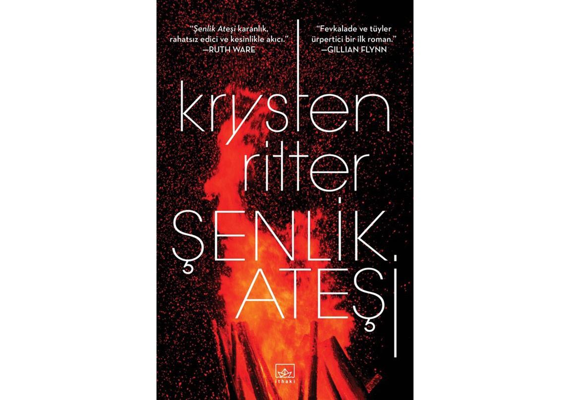 Krysten Ritter'dan Bir İlk Roman: Şenlik Ateşi