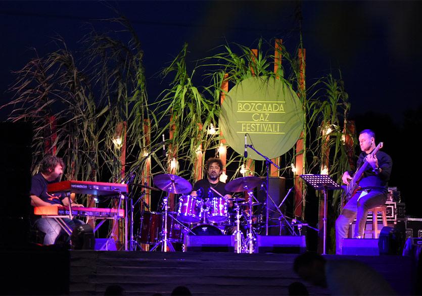 5. Bozcaada Caz Festivali 20 - 22 Ağustos Tarihleri Arasında Gerçekleşecek