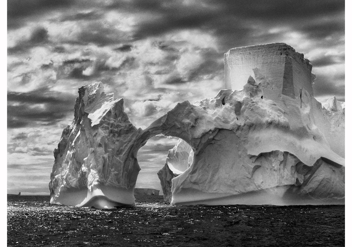 Antarktika, 2005 © Sebastião Salgado, Sebastião Salgado/Amazonas Images/Sony Pictures Classics izniyle