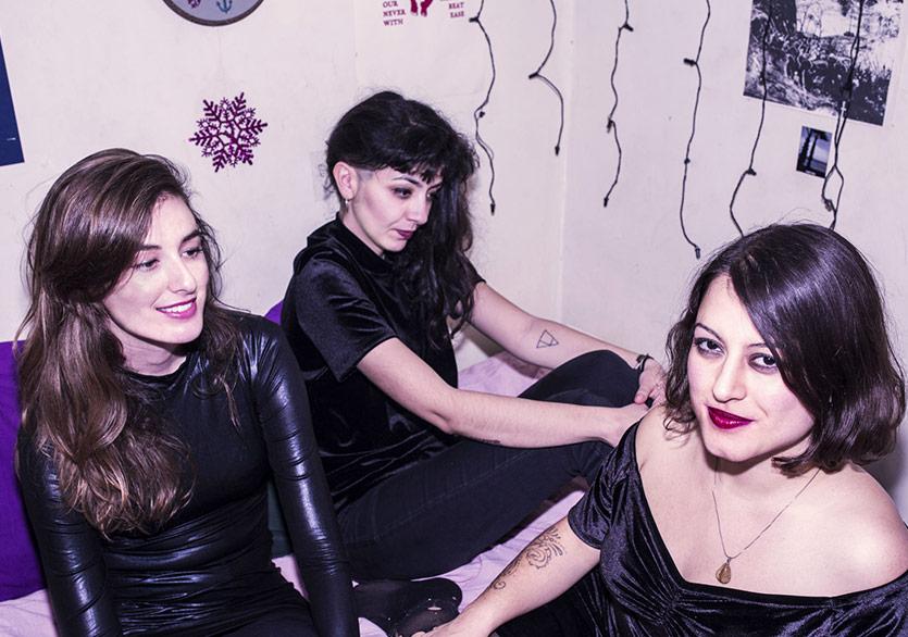 Ladyfest İlk Kez Türkiye'de!