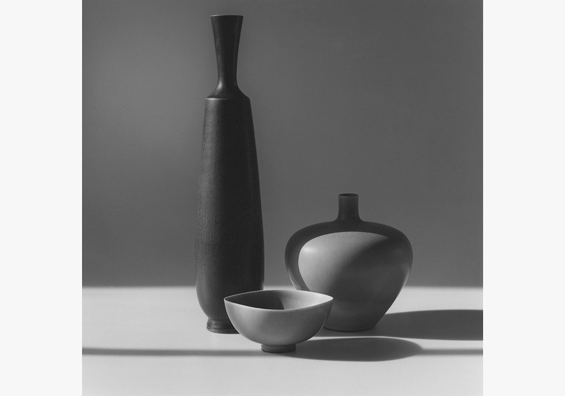 RM Glass Collection, 1984Silver gelatin20x16 inchesEdition 8/10© Robert Mapplethorpe Foundation.Used by permission.