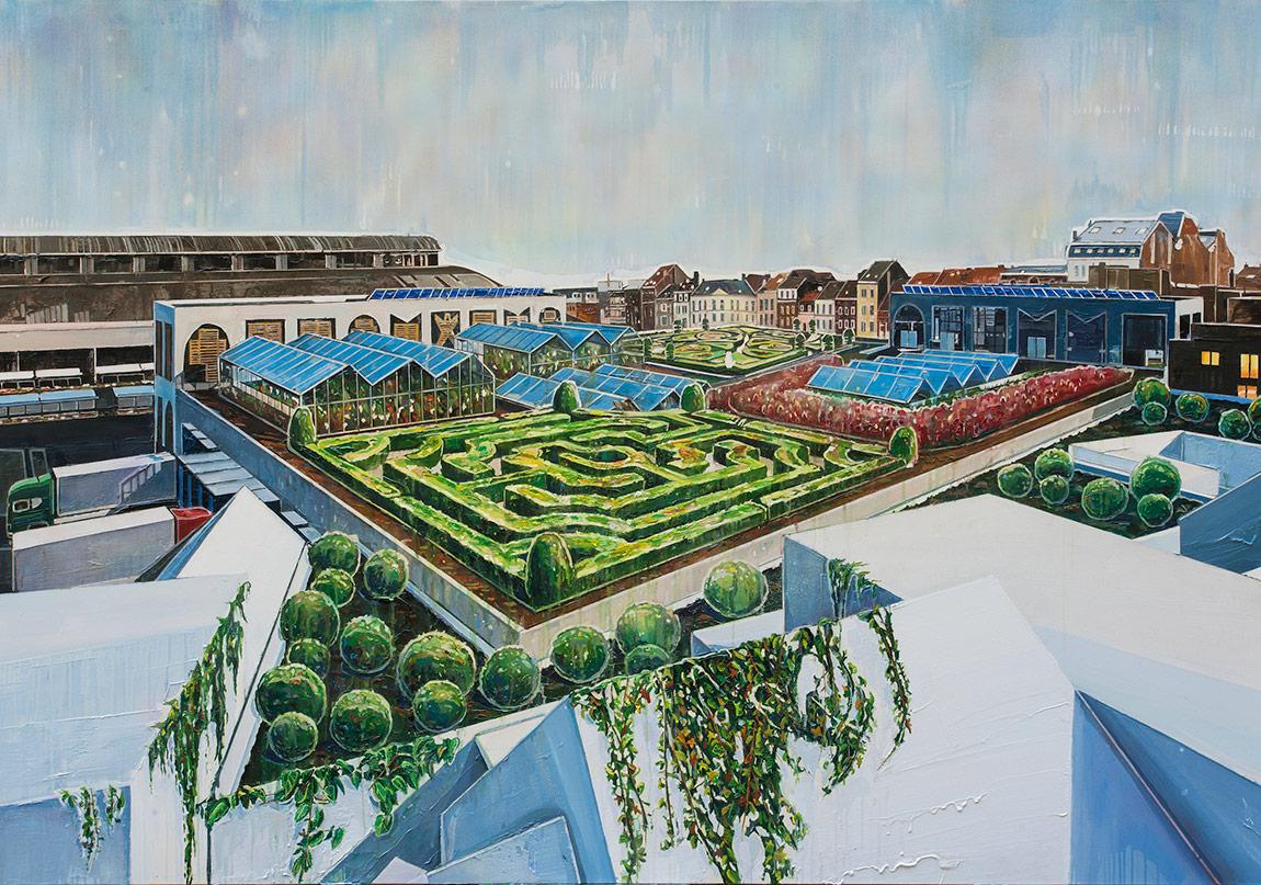 Burcu Perçin-Bitki Evleri