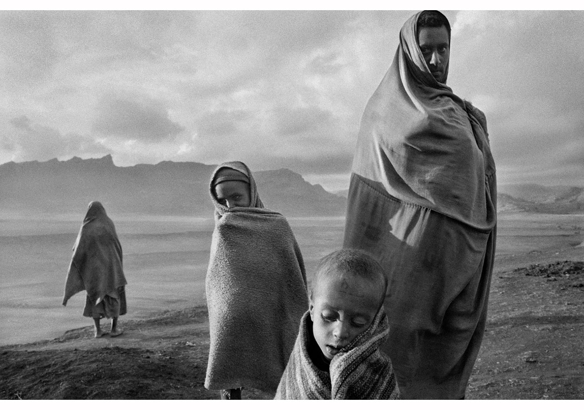 Korem Kampı, Etiyopya, 1984 © Sebastião Salgado, Sebastião Salgado/Amazonas Images/Sony Pictures Classics izniyle