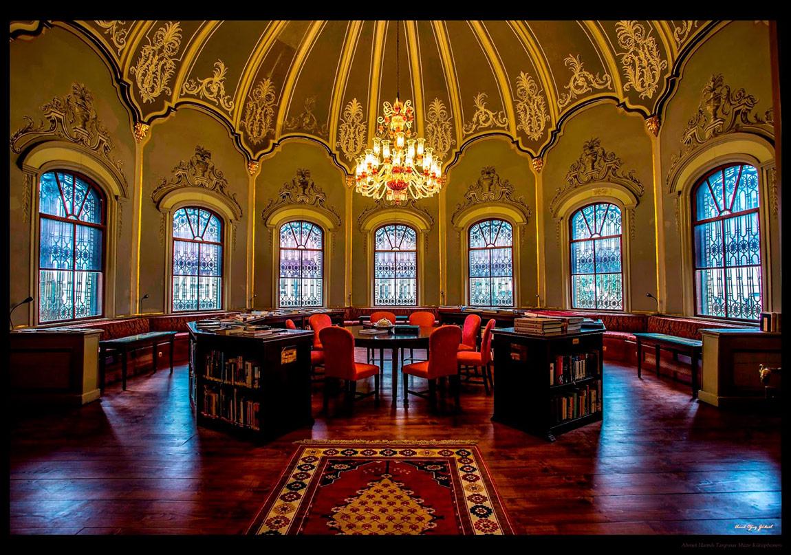 Ahmet Hamdi Tanpınar Müze Kütüphanesi