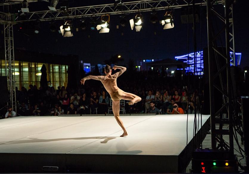 3. Uluslararası Solo Çağdaş Dans Festivali Bu Yıl da Ankara'da