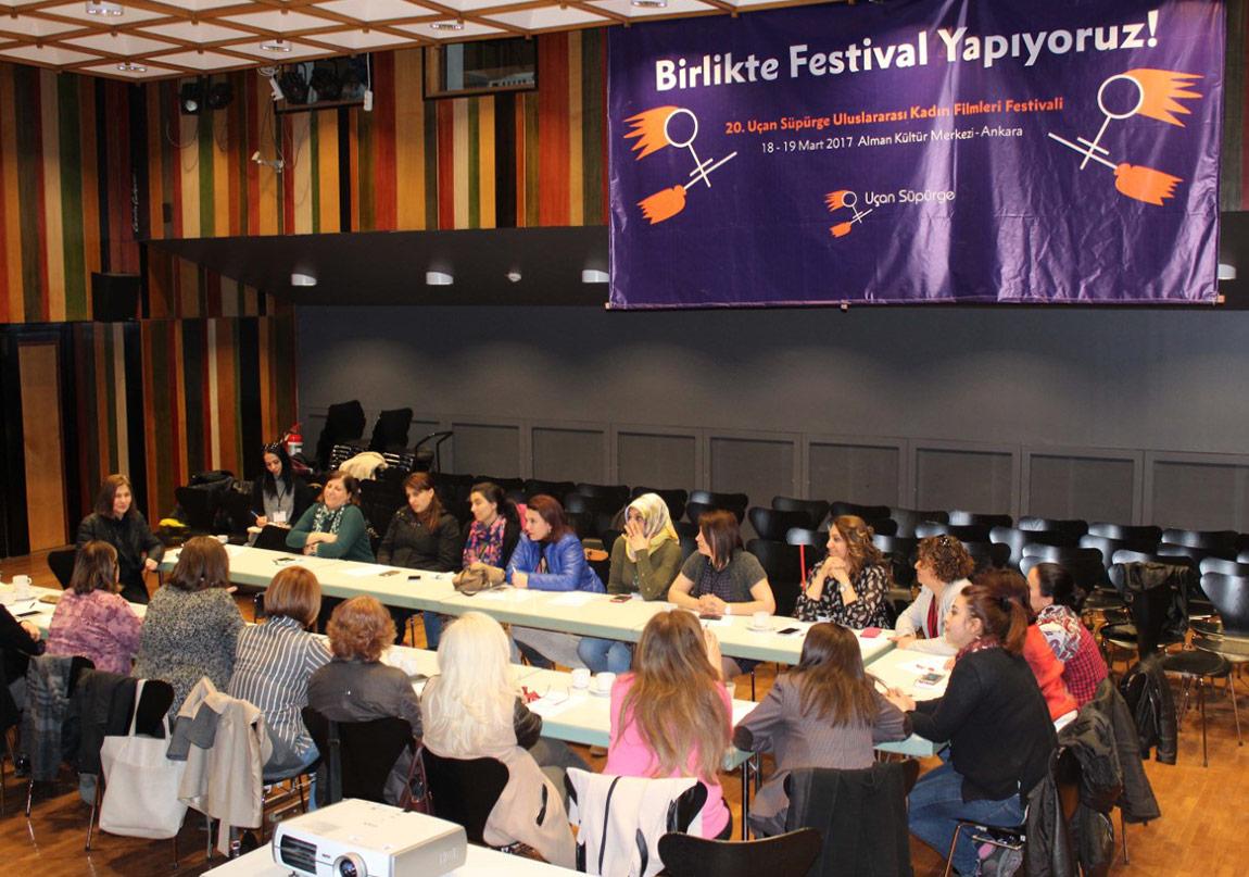 Uçan Süpürge Uluslararası Film Festivali Başlıyor