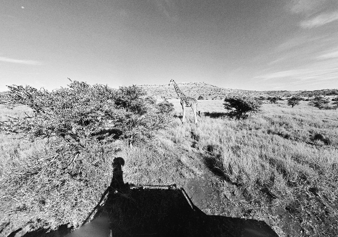 © Sergen Şehitoğlu, Kenya#1, Google Street View serisinden