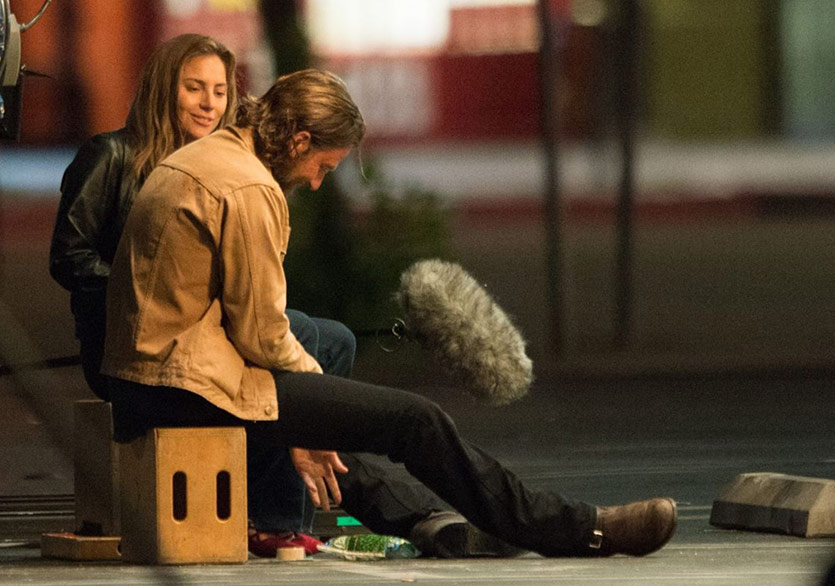 "Bradley Cooper ve Lady Gaga'lı ""A Star Is Born""dan İlk Fragman!"