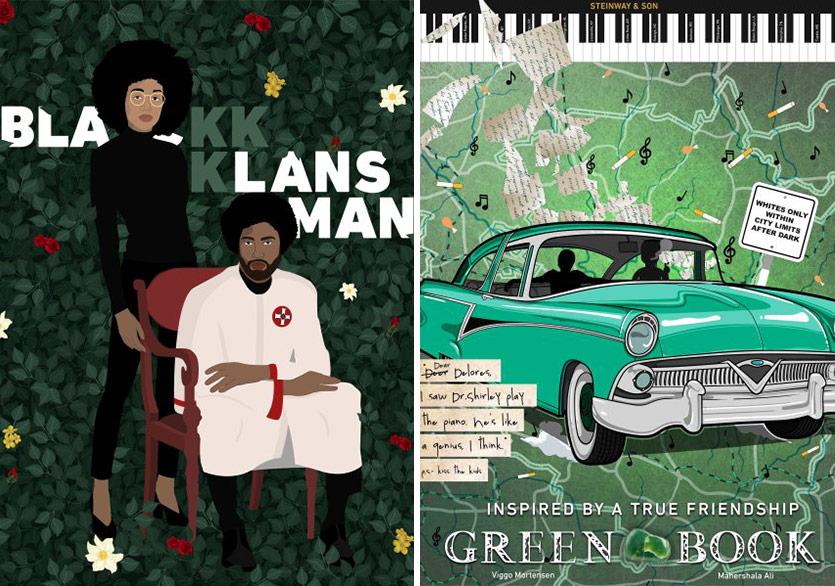 Oscar Filmlerinin Pop Art İlhamlı Posterleri