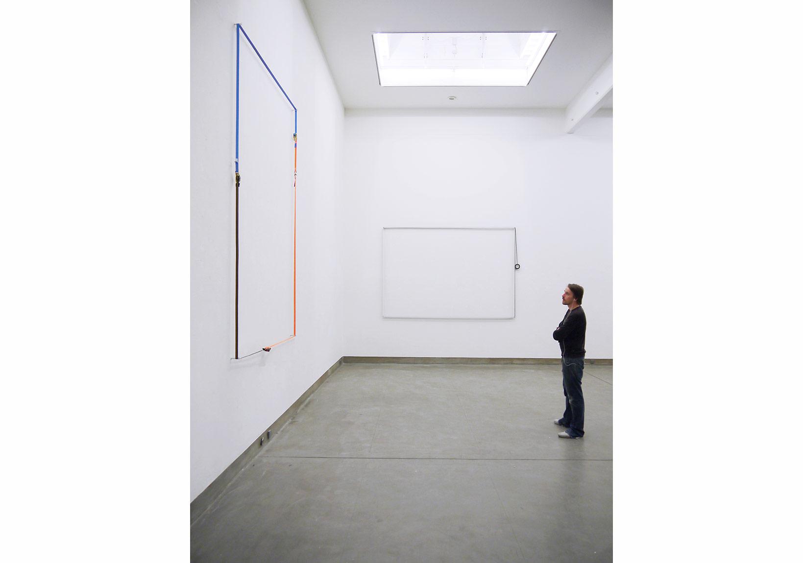 IngoGerken - BLICKFELD1+2(2011) Künstlerforum Bonn///©IngoGerken