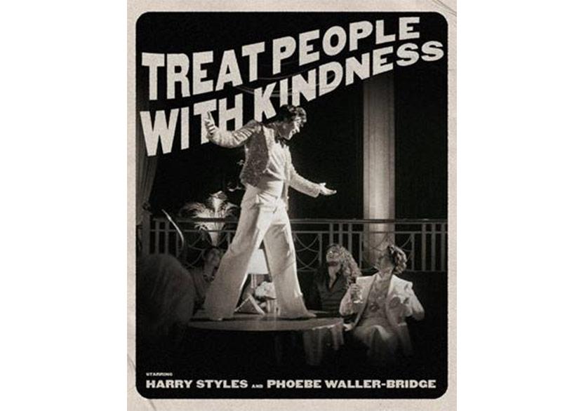 Harry Styles, Phoebe Waller-Bridge'i Dansa Kaldırdı