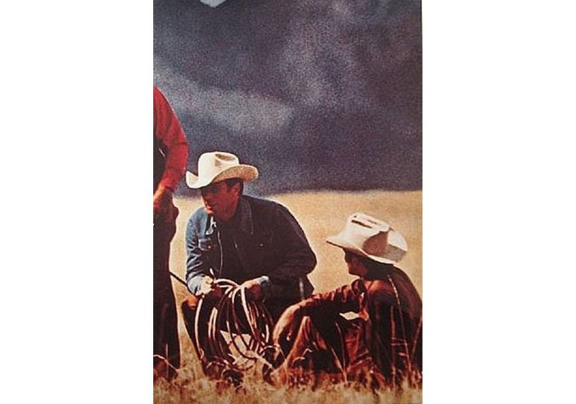 Richard Prince,Untitled (Cowboy),1983,Joyce Varvatos