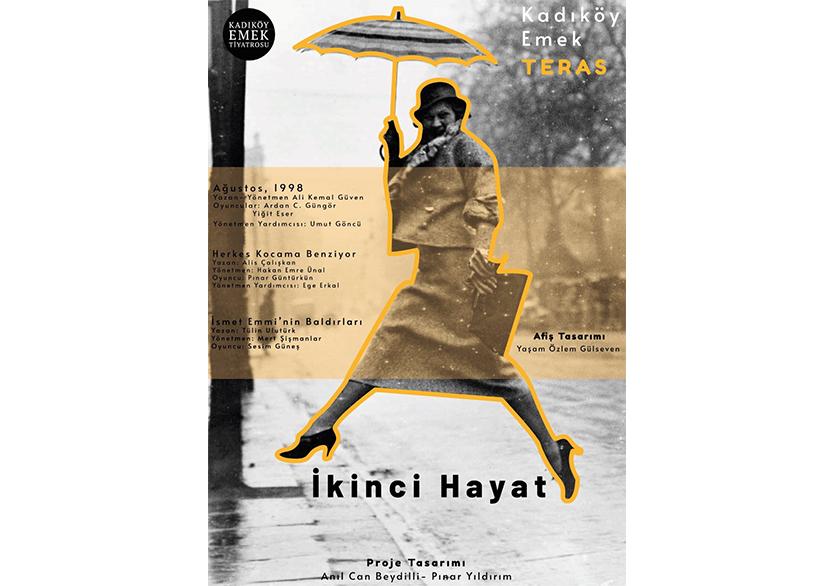 Kadıköy Emek Tiyatrosu'nu Açık Havada Açıyor