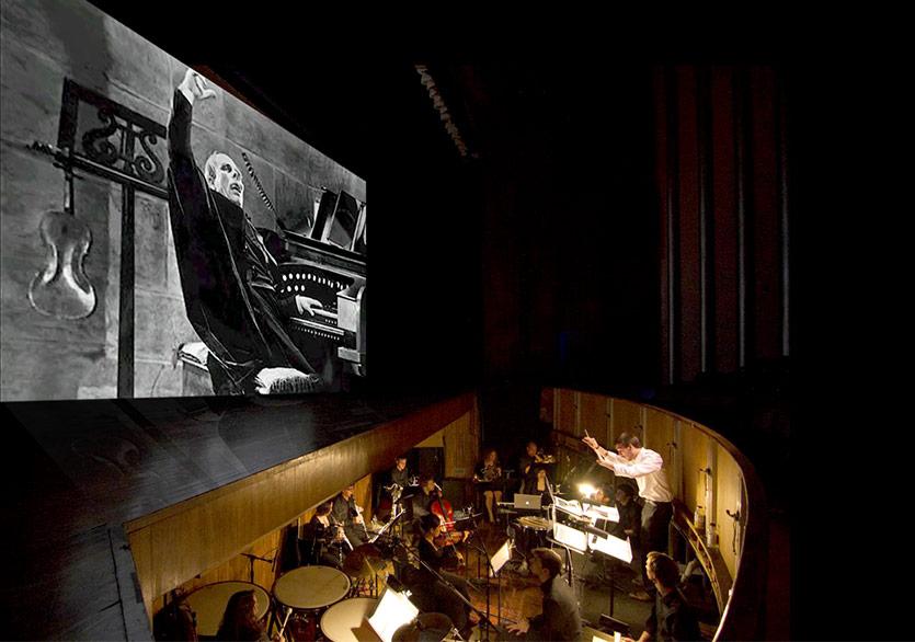 Konser Eşliğinde Phantom of the Opera