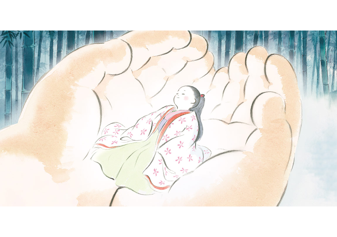 The Tale Princess of the Kaguya/Prenses Kaguya'nın Masalı
