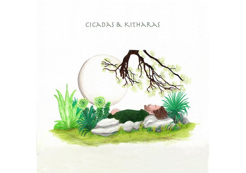 """Berke Can Özcan'ın Yeni Kısa Çaları """"Cicadas & Kitharas"""" Yayında"""